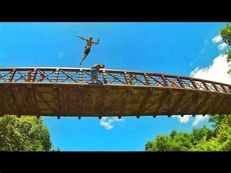 Epic Bridges by Bridge Jump Fail Doovi