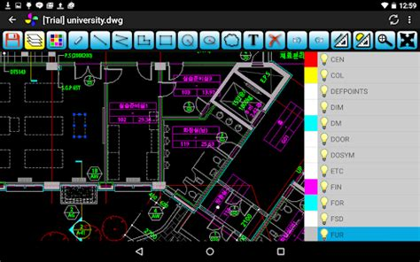 dwg format reader simonview dwg viewer android apps on google play