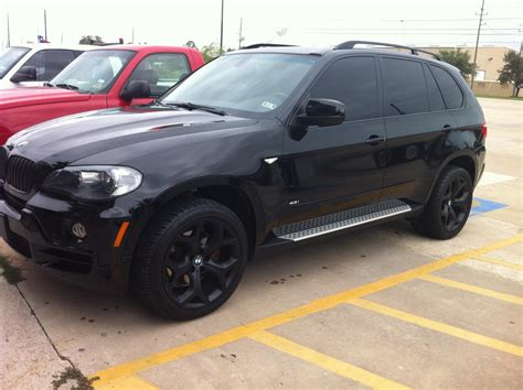 suv blacked out 07 blacked out x5