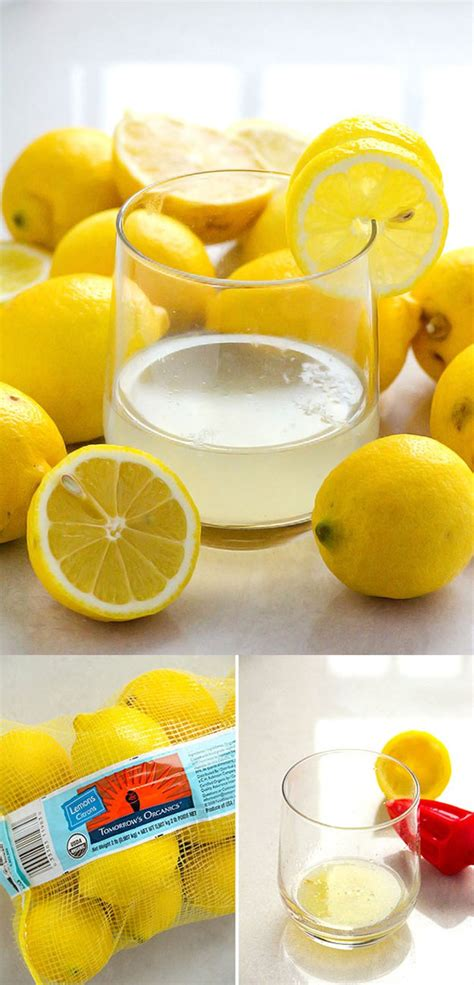 Easy Detox Water With Lemon by How To Make Detox Waters Diy Projects Craft Ideas How To