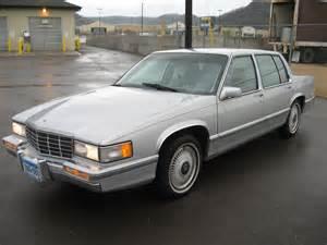 1992 Cadillac Sedan 1992 Cadillac Pictures Cargurus