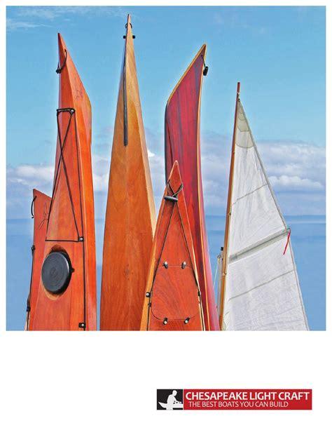 Chesapeake Light Craft by Chesapeake Light Craft Catalog 2015 Wooden Boat Kits