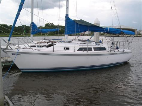 catalina sailboats for sale florida 1993 catalina 28 sailboat for sale in florida