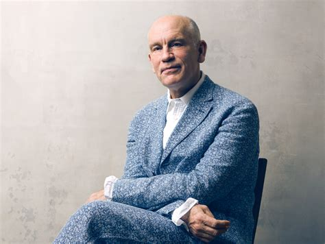 john malkovich is the designer for what clothing label wearing john malkovich boston magazine