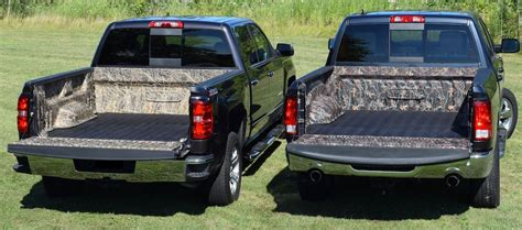 pickup bed liner dualliner releases new camo truck beds gm authority