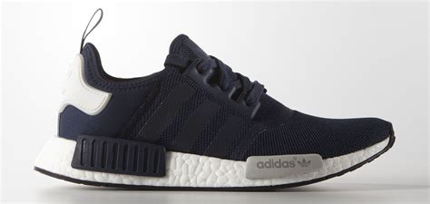Adidas Nmd Runner Navi Blue the adidas nmd r1 runner is available in