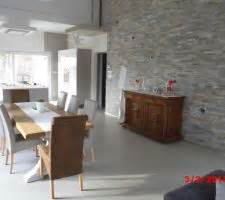 photos et id 233 es salon salle 224 manger mur papier peint