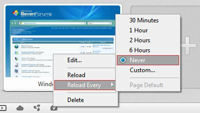 click on a thumbnail below to select a larger image that opera change speed dial thumbnail images windows 7