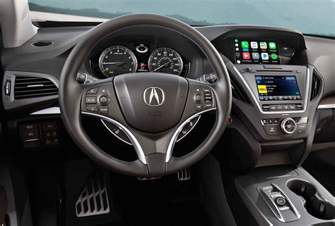 2018 mdx gets apple carplay android auto the car magazine