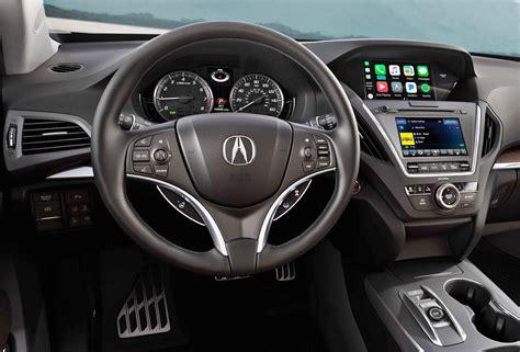 mdx  apple carplay android auto  car magazine