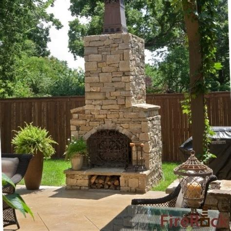 Fireside Hearth And Patio by Outdoor Fireplace The Great Outdoors