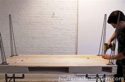 How Do I Paint Kitchen Cabinets homemade modern ep30 the flip desk