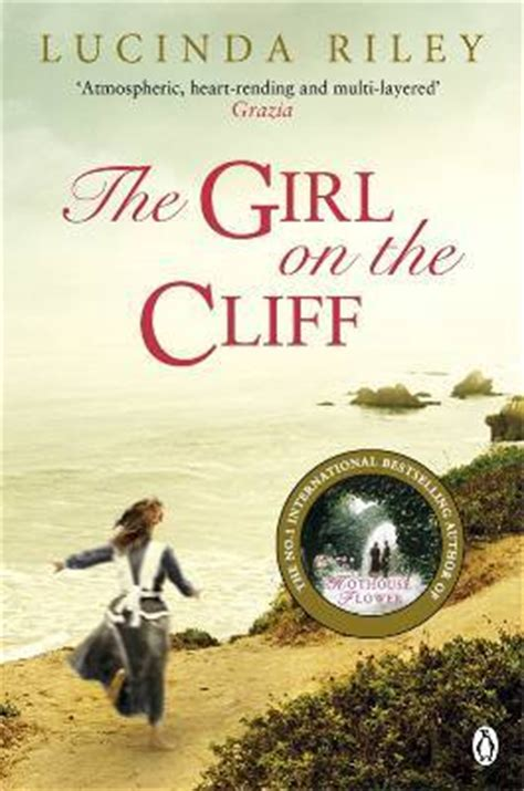 the cliffs books the on the cliff by lucinda reviews