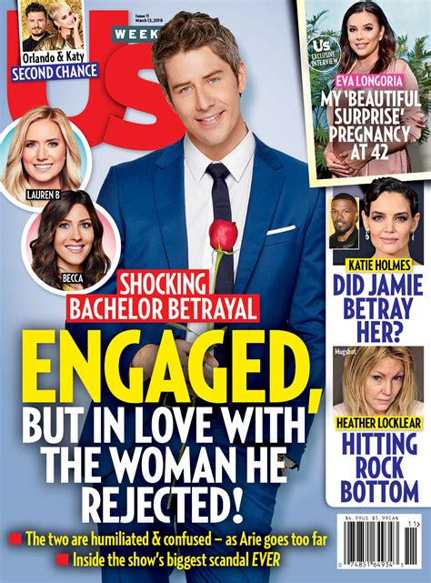 Us Weekly Goes Bald On This Weeks Cover by Why Foxx S Serious Relationship Works