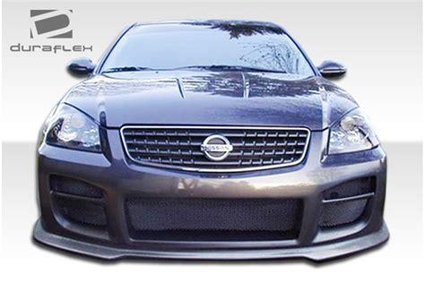 2005 nissan altima front bumper duraflex 174 nissan altima 2005 2006 r34 front bumper