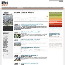urban design journal architectural design pearltrees
