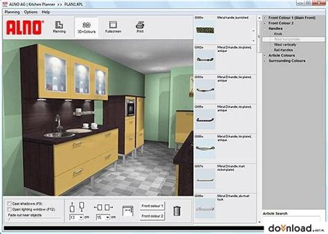 alno kitchen planner 12a version 32 bit eng interior design