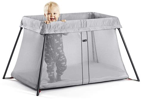 Travel Crib For Toddler by Travel Crib Light At Home Away Babybj 214 Rn