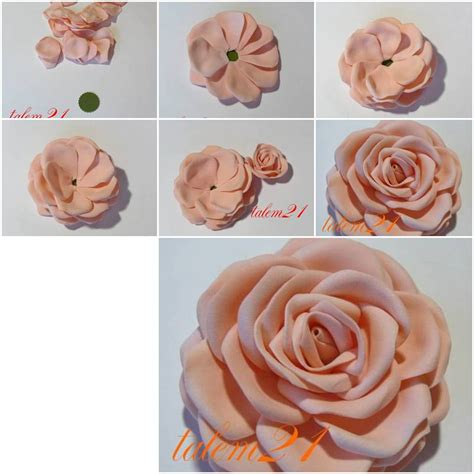 How Do You Make Paper Roses Easy - how to part 4