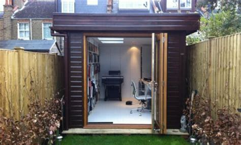 Weatherboard Home Design by Garden Offices And Insulated Garden Rooms Manufacturer