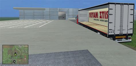 Warehouse Ls by Logistics Center V 2 2 Placeable Ls 15 Farming Simulator