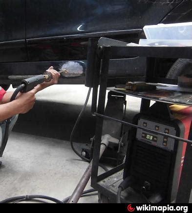 Oven Cat Mobil bengkel ag medan bengkel asuransi mobil auto
