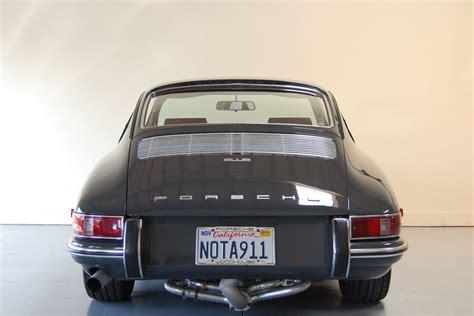porsche 912 outlaw 1968 porsche 912 coupe for sale slate grey cpr classic