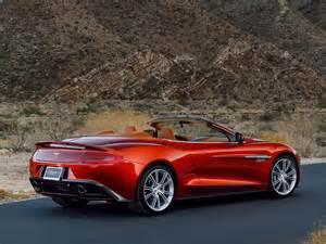 Aston Martin Vanquish Volante 2014 Aston Martin Vanquish Volante Us Spec Supercar Fi