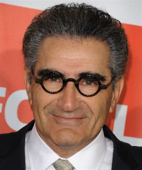 mens haircuts eugene oregon eugene levy short straight formal hairstyle black salt