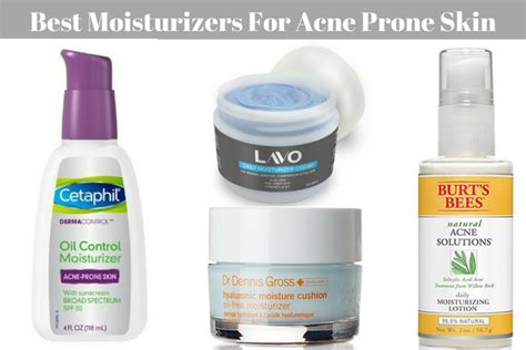 best moisturizer for top 10 best moisturizers for acne prone skin
