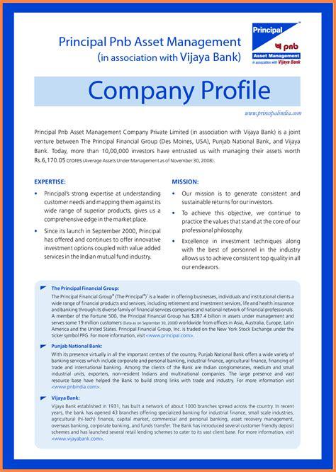 8 company profile format template company letterhead 8 company profile template microsoft company letterhead