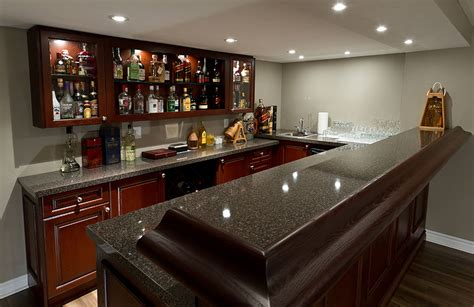 portable bars for the basement home bar design