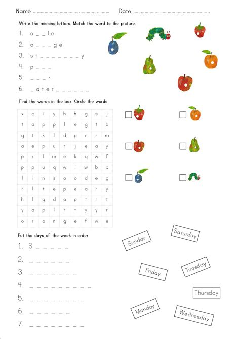 The Very Hungry Caterpillar Primary Efl Resources The Hungry Caterpillar Fruit Coloring Pages