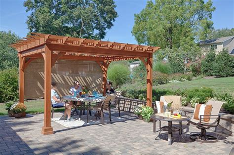What Is A Pergola For What Is A Pergola Byler Barns