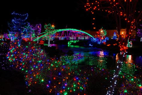 indian creek christmas lights flickr photo sharing