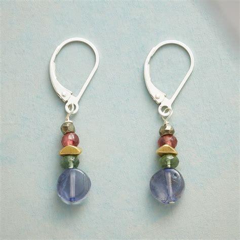 Stack Earrings stack earrings robert redford s sundance catalog