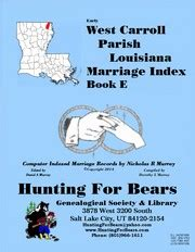 Marriage Records In Louisiana Louisiana Marriages Open Library