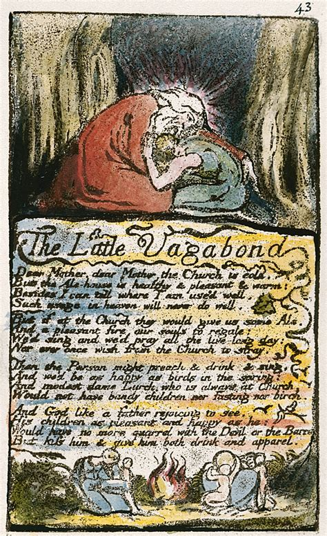 themes in london by blake the little vagabond wikipedia
