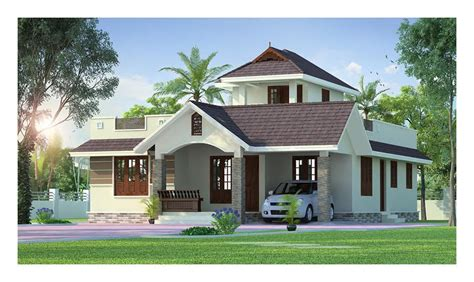 house patterns double floor house designs below lakhs budget kerala