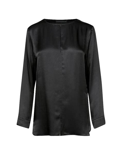 Welly Blouse drykorn bluse quot velly quot schwarz 34