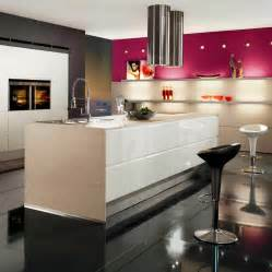 modern black white kitchen designs decosee com