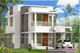 flat house design june 2014 kerala home design and floor plans