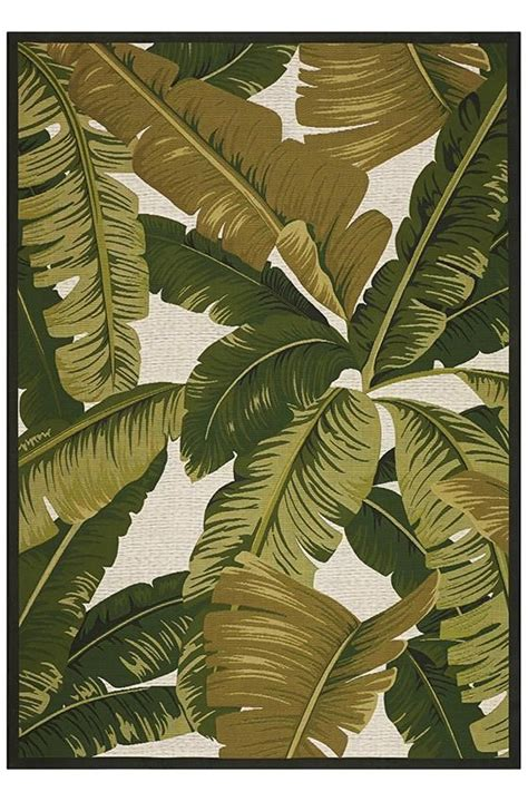 Palm Tree Outdoor Rug Pindo Area Rug Outdoor Rugs Machine Made Rugs Synthetic Rugs Tropical Rugs
