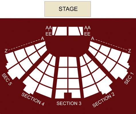 kiva auditorium seating chart kiva auditorium albuquerque nm seating chart stage
