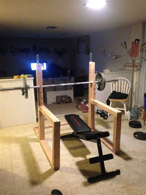 bench press and squat 25 best bench press rack ideas on pinterest bench press