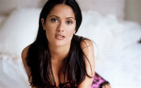 A Salma Hayek by Salma Hayek Free Hd Wallpapers