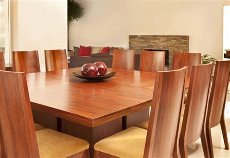 elegante mobiliario de madera  la decoracion del hogar
