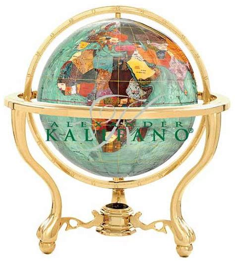 world gemstone globe gemstone world globes