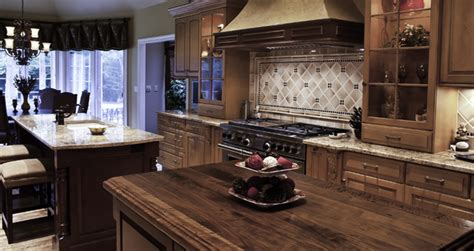 walnut island counter tops traditional kitchen distressed walnut countertop traditional kitchen