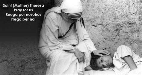 Apotek Penjual Sometimes We Need Apotek Penjual Saint Mother Theresa Jesus Maria